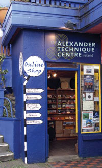 Alexander Technique Centre Ireland Online Shop