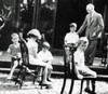 FM Alexander with children at school